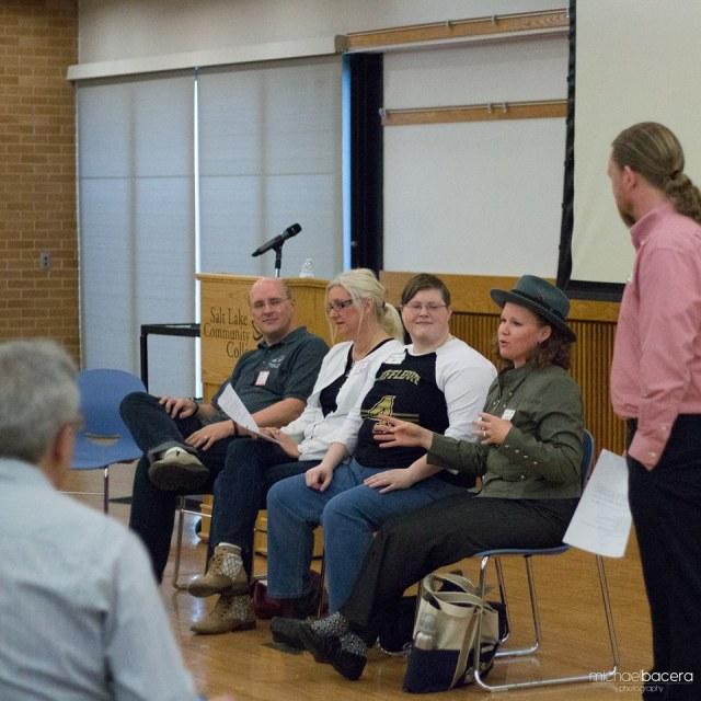 LUW Spring Workshop Panel